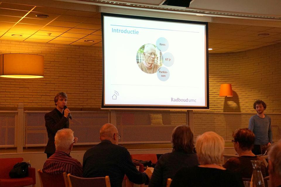 Parkinson Café Alkmaar